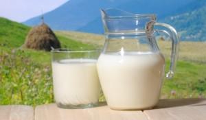 Copilul si laptele