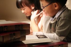 copilul si lectia de educatie
