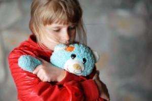 copilul si depresia